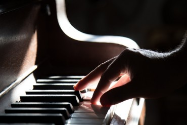learn piano step by step